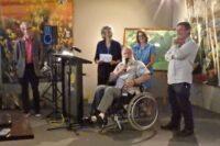 tim entwhistle gwen rodger-ab bishop angus Australian Native Garden book launch