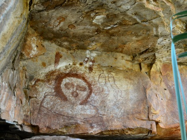 stunning aboriginal heritage from the top end australia