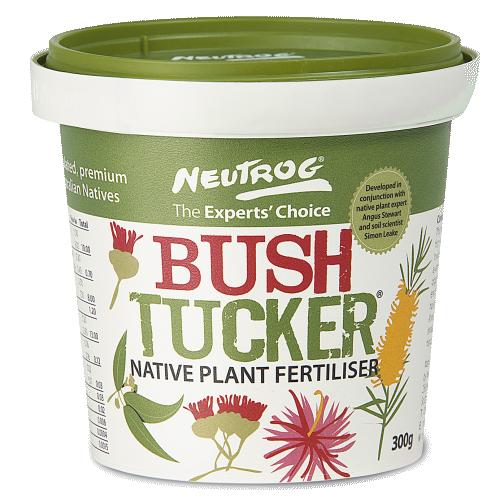 BushTuckerNative Fertiliser 300g