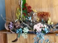floral arrangement with australian native flowers kangaroo paws