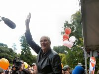 Peter Cundall 90th birthday Tasmania