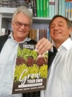 Angus Stewart Simon Leake Grow Your Own book