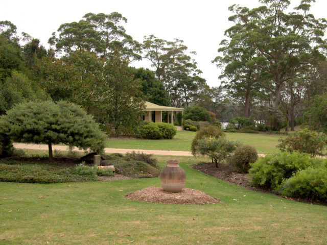 Christina Kennedy garden, NSW