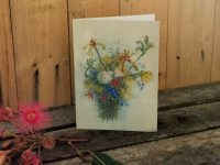 Western Australia Wildflower bunch card